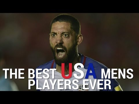 The Best USA Mens Soccer Players Of All Time