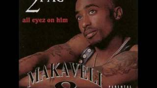 Makaveli 8 All Eyez On Him - 2Pac Krazy Mastrer Mix 1
