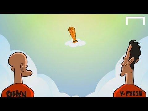 GOALTOONS: Netherlands' World Cup history