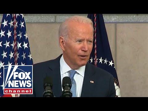 Anti American Biden supports Texas Democrats despite running on being a 'bipartisan deal maker&