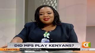 Did Mps dupe Kenyans ? #Daybreak