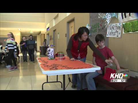 Mountainside Middle School raises money for the Something2Eat Campaign