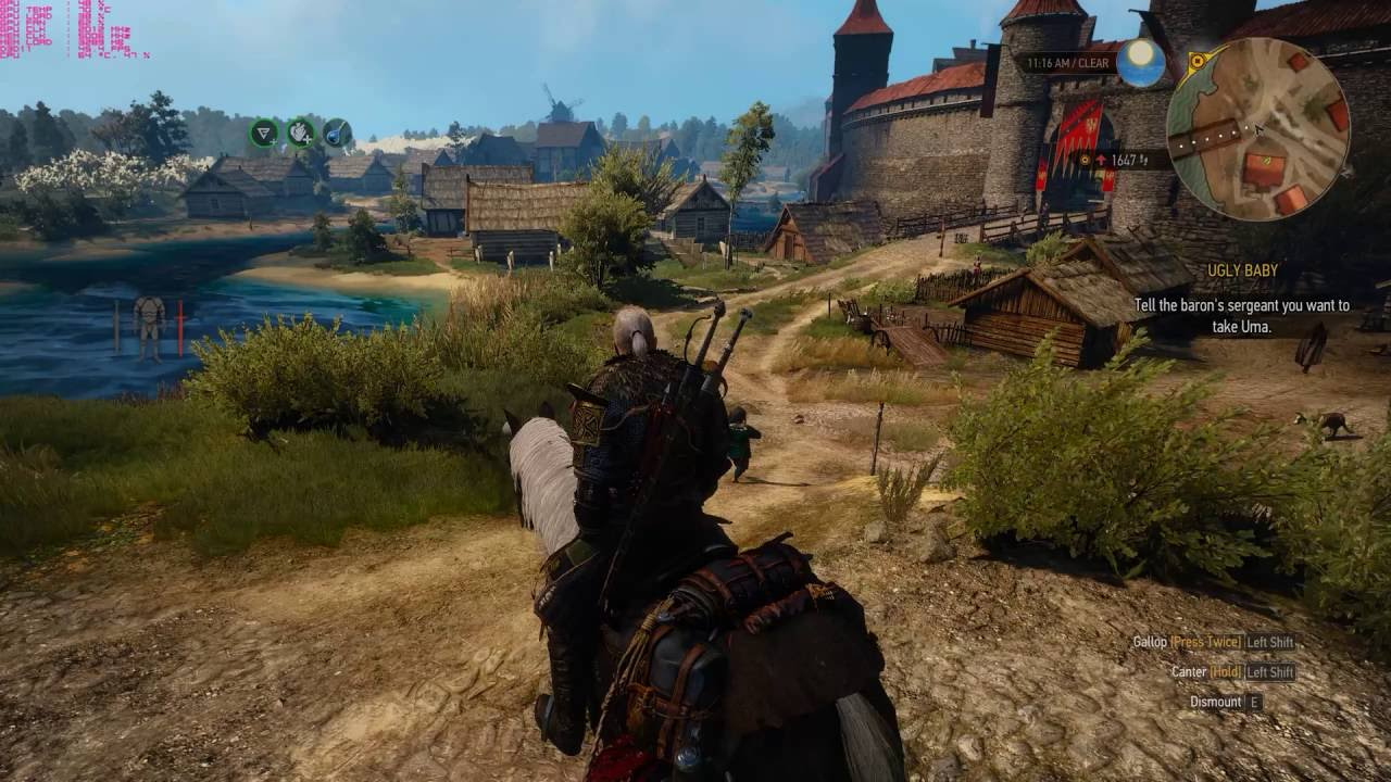 The Witcher 3 - low GPU usage! Gigabyte GTX 1080 G1 Gaming | Solved