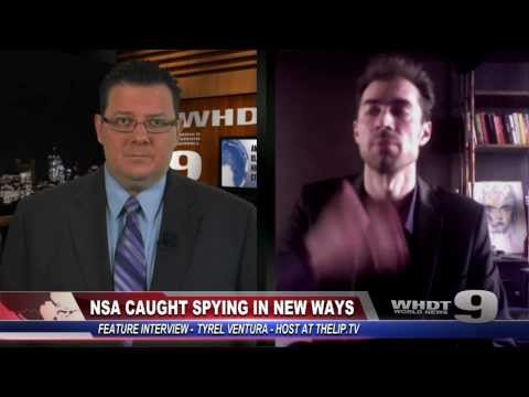 Tyrel Ventura on DEA Drug Running, NSA Spying, and Jesse 2016