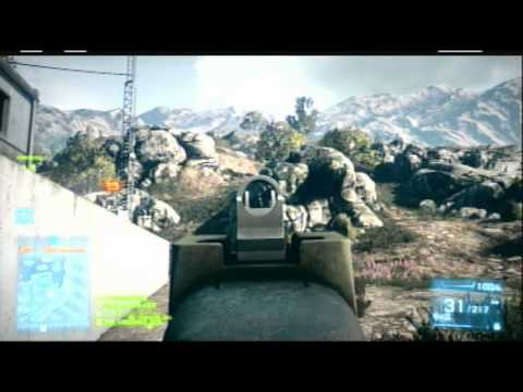 Battlefield 3 LIVE with Bonecrusher4152 for 20 minutes!