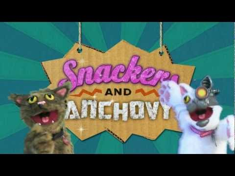 Bejeweled Blitz Presents: Snackers and Anchovy! Teaser