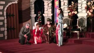 Постановка - свет Рождества чрез тьму веков