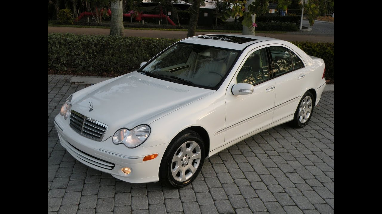 mercedes benz c280 4matic auto haus of fort myers florida - youtube