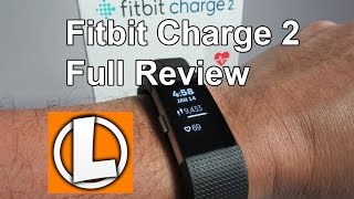 Fitbit Charge 2 Heart Rate + Fitness Wristband - Full Review- Unboxing, Features, Setup, Settings