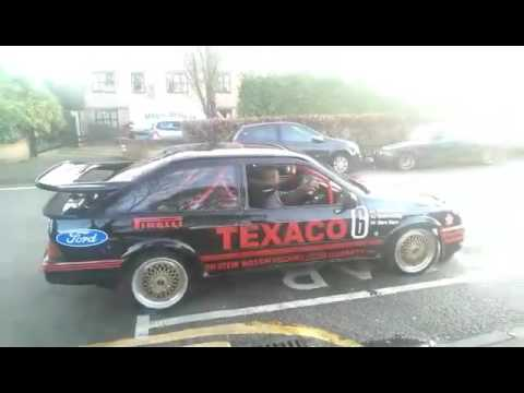 Ford sierra cosworth texaco rs500 6 Speed Sequential box