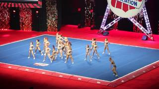 Cheers & More Respect NCA Nationals 2014 Day One