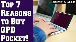 Top 7 Reasons to Buy GPD Pocket🔥!