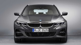 2020 BMW 3-Series Touring Unveiled