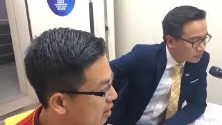 Cảm Xúc Vỡ Òa Của BLV Tạ Biên Cương Với Loạt Đấu Penalty Của U23 Việt Nam - U23 Qatar