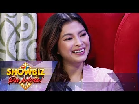 Showbiz Pa More: Angel Locsin one-on-one with Jhai Ho
