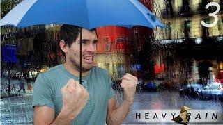 NO PUEDE ESTAR PASANDO OTRA VEZ!! :(   Heavy Rain (3) - JuegaGerman