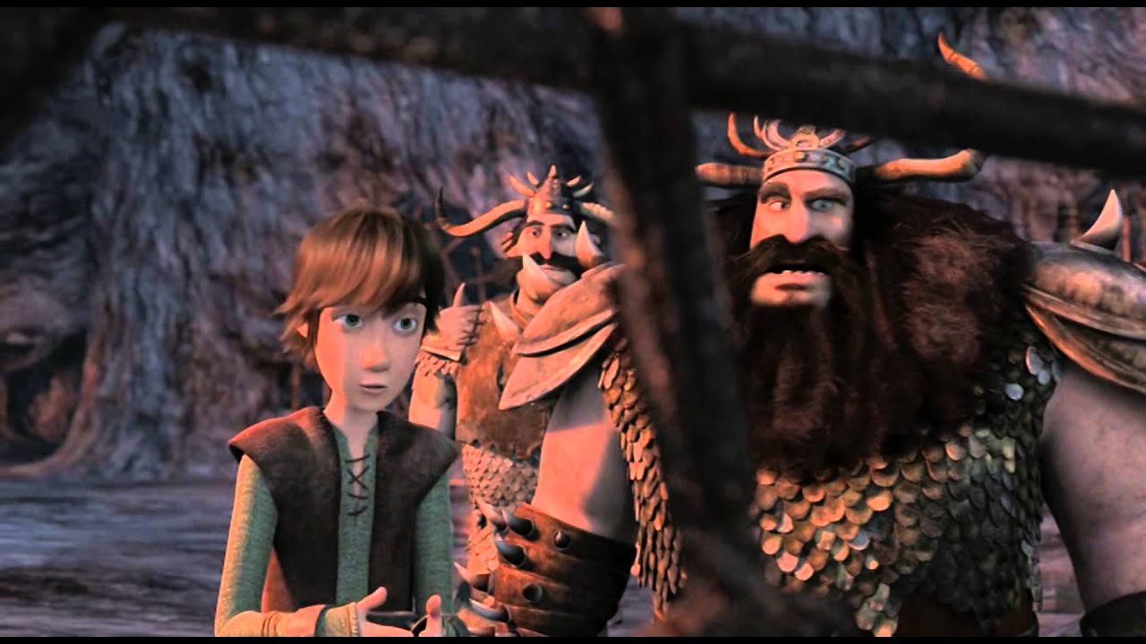 Download CBBC: Dragons Riders of Berk - Hiccup's new job