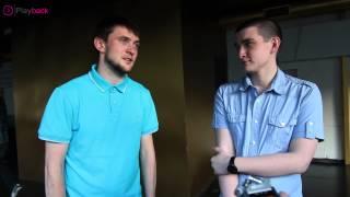 Интервью с Ярмаком .Первый интернет канал Украины Playback TV.