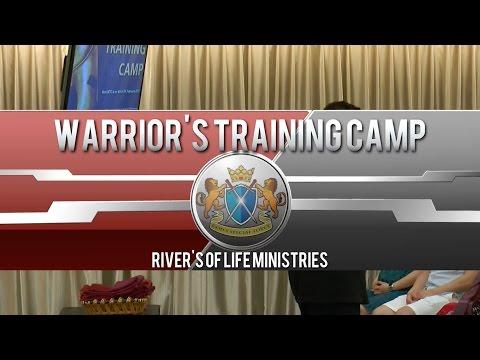 Warrior's Training Camp | Christ-centred Discipleship - April 2017
