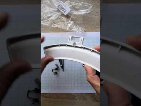 Electrolux szárítógép ajtófogantyú készlet   4055123634ALT