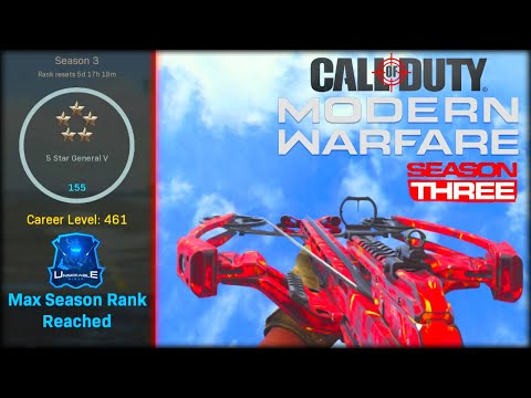 MAX RANK Level 155 CROSSBOW Only In MODERN WARFARE!! 🏹 (World's First)