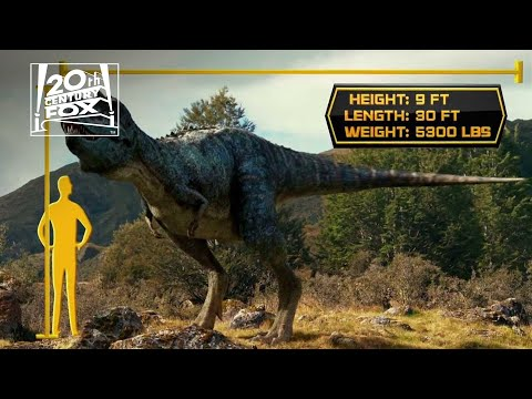 Walking With Dinosaurs | Dino Files: Speedy Gorgosaurus | 20th Century FOX