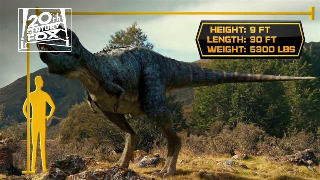 Walking With Dinosaurs Dino Files Speedy Gorgosaurus