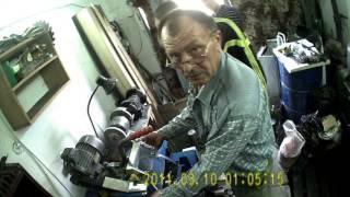 Пробный пуск станка для изготовления щелевого фильтра для скважин.(, 2016-09-12T18:16:50.000Z)