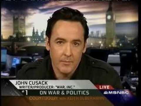 Countdown: John Cusack Interview June 20, 2008