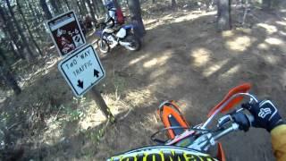 riding forest hill with alex scott rick 4 27 13 1