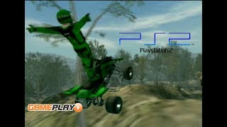 ATV Offroad Fury 4 - (Gameplay) - PS2 720p