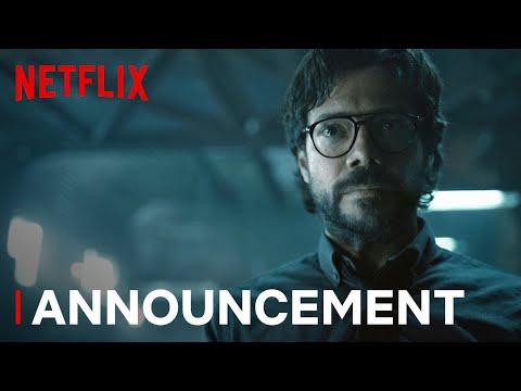 Money Heist: Part 5 | Official Trailer Date Announcement | Netflix India