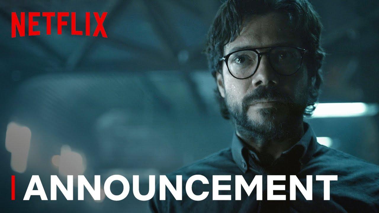 Download Money Heist: Part 5   Official Trailer Date Announcement   Netflix India