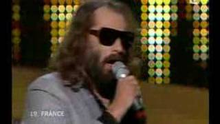 Sebastien Tellier - Divine at Eurovision !