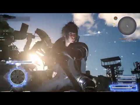Final Fantasy XV Windows Edition FearLess Cheat Engine