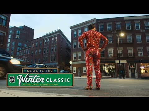 Road To The NHL Winter Classic Episode 2
