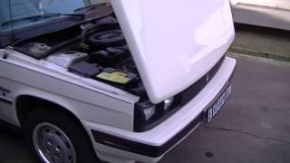 Renault Alliance 1986 4 seats Cabriolet 56000 km fully original.-VIDEO- www.ERclassics.com