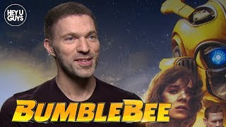 Director Travis Knight On Bringing Bumblebee To The Big Screen
