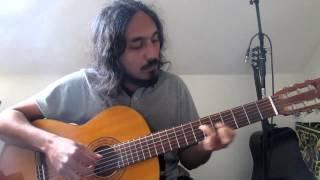 Download Hindi Video Songs - Namukku paarkan BGM Fingerstyle Guitar Chord melody (johnson) - Eminor melody+Chords