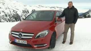Полноприводный Mercedes А-класса для зимних дорог(Автомобильный концерн из Штутгарта предлагает полноприводный А-класс для стран, где зимы обычно суровые..., 2014-04-08T12:15:03.000Z)