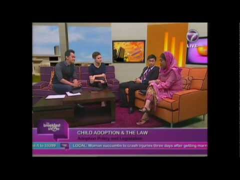 Malaysia Child Adoption Law, Procedure & Policy @ ntv 7