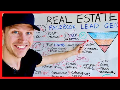 🔴 FACEBOOK ADS for Real Estate Agents 2020 - HIGHEST CONVERTING LEADS [TUTORIAL]