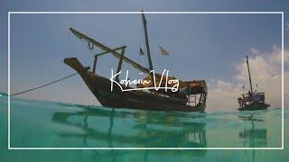 アフリカのリゾート地!ザンジバル島が綺麗すぎて本当におすすめ。/So Beautiful island! Zanzibar!!!!