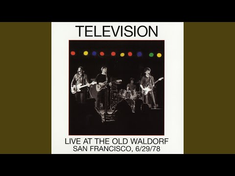 television ain t that nothin live in san francisco 1978 bonus track