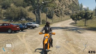 KTM 450 EXC 2015 - The Crew: Wild Run - Test Drive Gameplay (PC HD) [1080p60FPS]