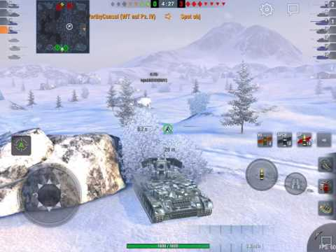 World of Tanks Blitz - Carry of the titans #2