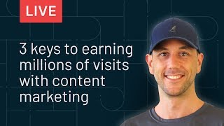 YouTube Content Marketing Strategy | Thinkific LIVE