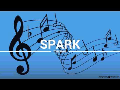 Tori Amos - Spark (lyrics, karaoke, cover)
