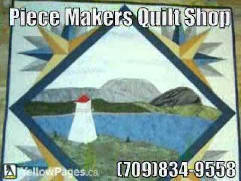 Piece Makers Quilt Shop - Conception Bay South