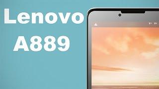 Видео обзор 6 дюймового телефона / смартфона Lenovo A889(Вашему вниманию представлен видео обзор на русском языке смартфона Lenovo A889. Одним из основных достоинств..., 2014-07-25T13:57:55.000Z)